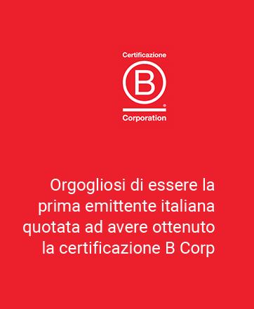 Certificazione B Corp