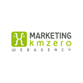 Marketing km zero logo